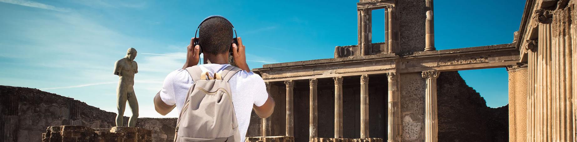 Vivi al meglio la tua esperienza di visita del sito argheologico di Pompei