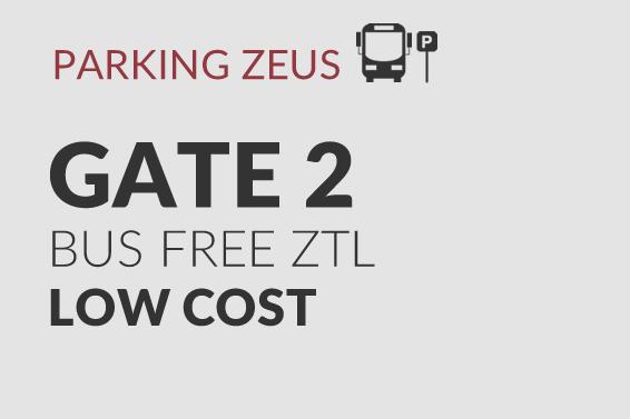 GATE 2 - BUS FREE ZTL