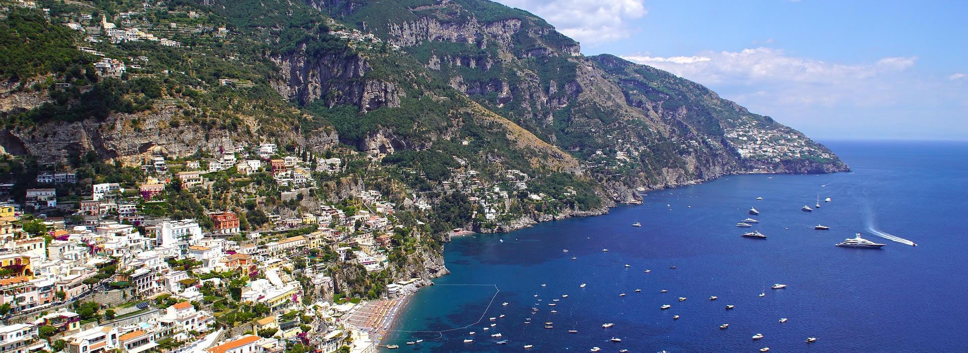 Tour della Costiera Amalfitana con degustazione Limoncello