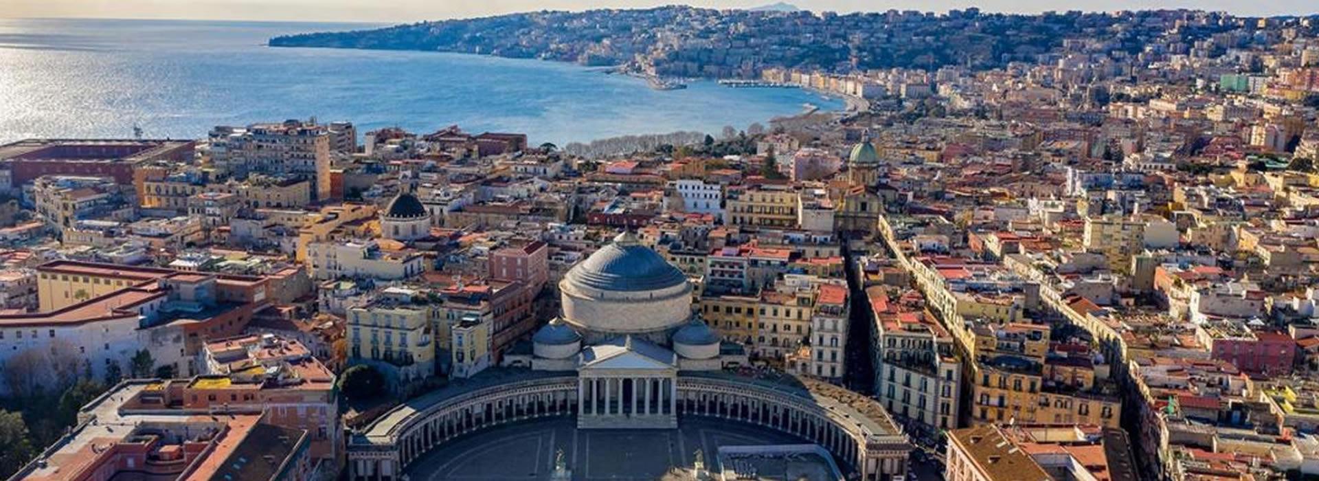 Tour panoramico di Napoli - da Pompei