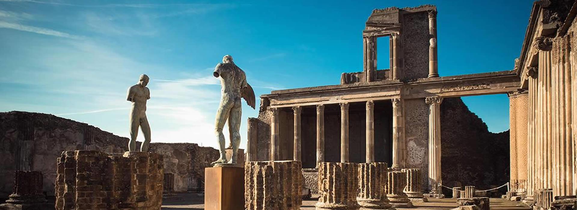 Tour guidato agli Scavi di Pompei
